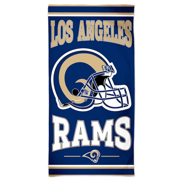Los Angeles Rams WinCraft 30 black and red nfl jersey